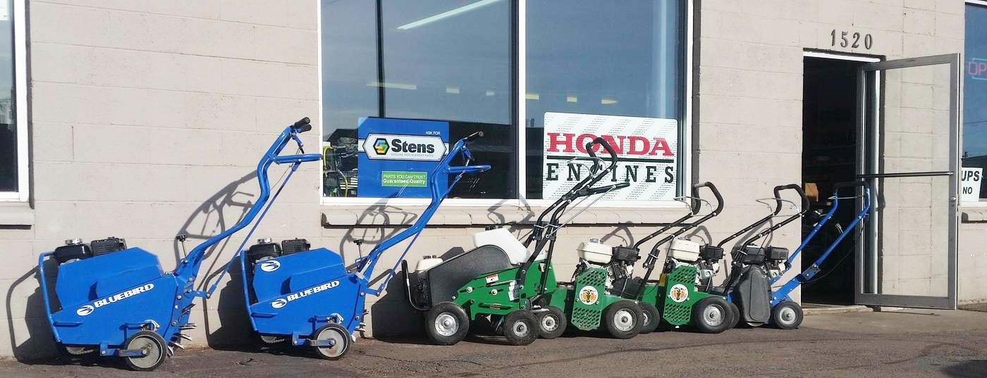 Equipment Rentals At Baker Equipment In Redmond Or